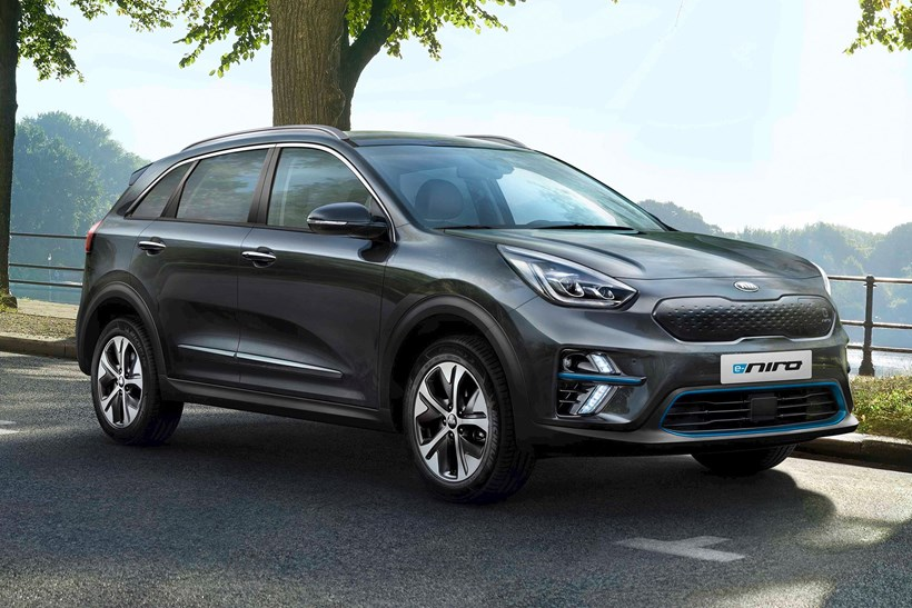 "Kia e-Niro Named ""Game Changer"" in UK Car Award 5"