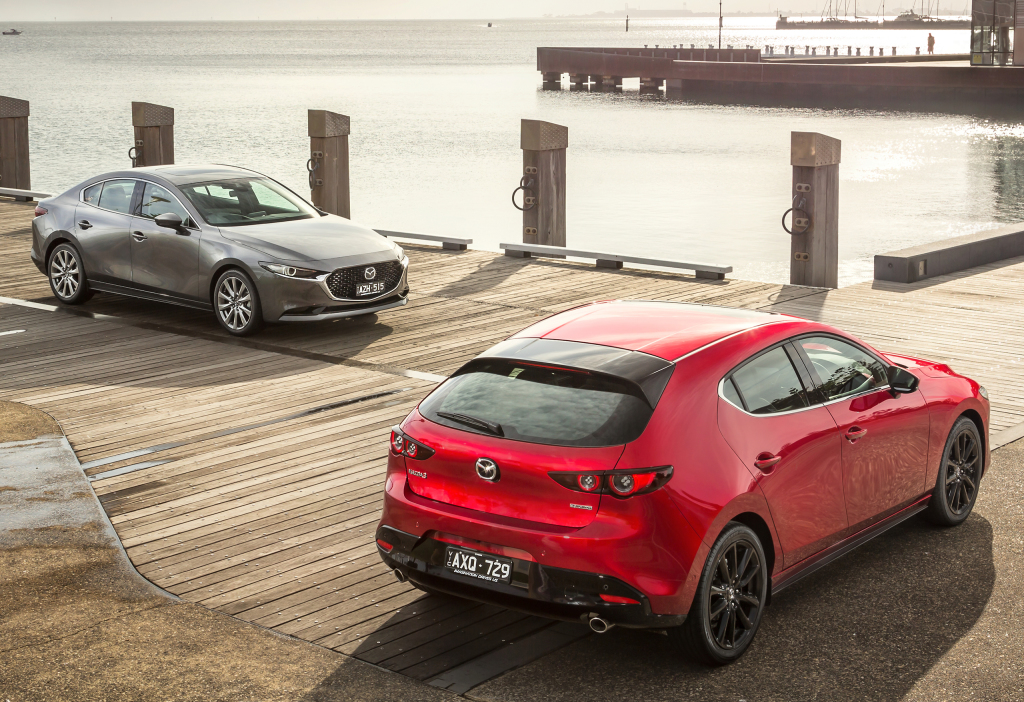 Another Feather in the Cap for Mazda3 5