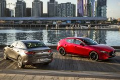 All New Mazda 3 Launched in Japan 3