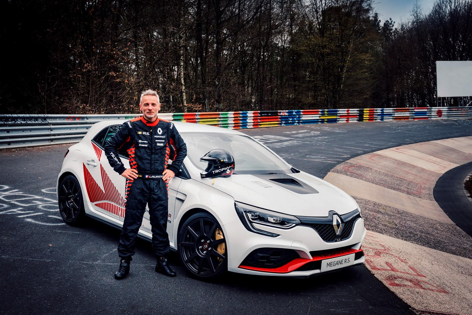 Honda Civic Type R's Nurburgring Record Finally Broken 8