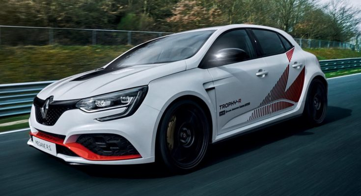 Honda Civic Type R's Nurburgring Record Finally Broken 1