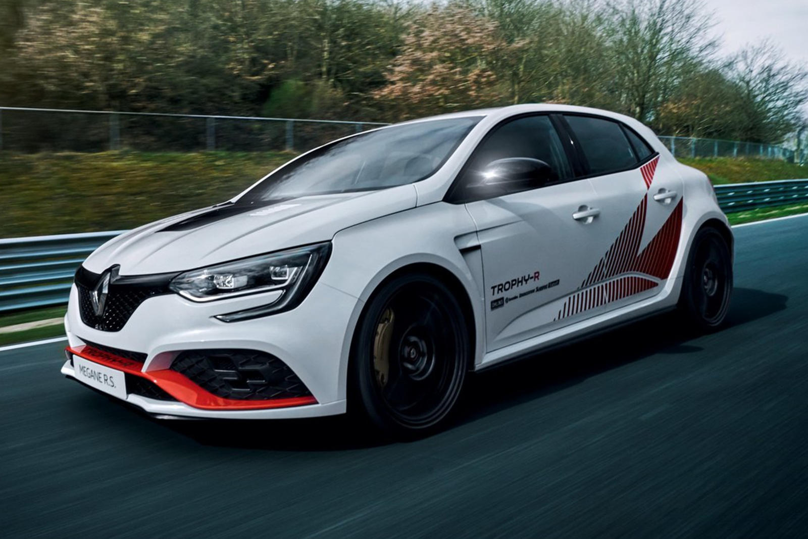 Honda Civic Type R's Nurburgring Record Finally Broken 3