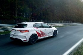 Honda Civic Type R's Nurburgring Record Finally Broken 4