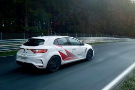 Honda Civic Type R's Nurburgring Record Finally Broken 6