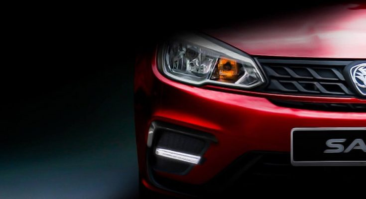 Proton Eyeing 5-Star Rating for Saga Facelift 16