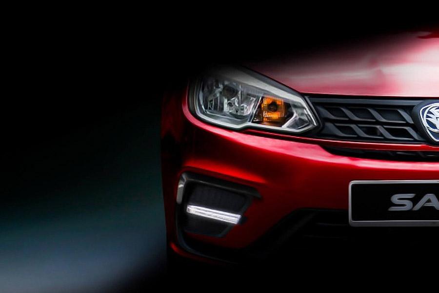 Proton Eyeing 5-Star Rating for Saga Facelift 1