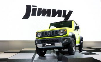 New Suzuki Jimny Continues to Win Awards 14