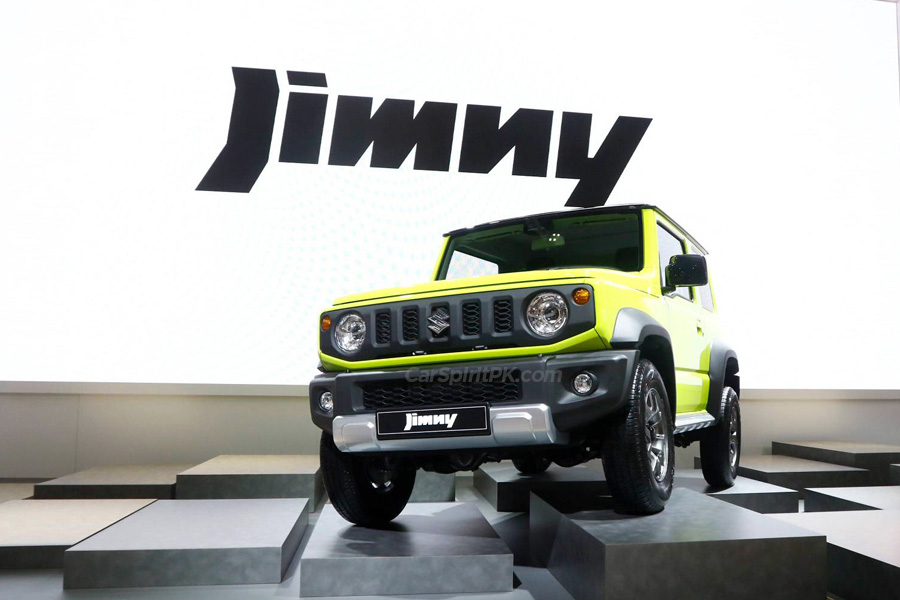 Pak Suzuki to Launch Jimny at PKR 38.9 Lac 1