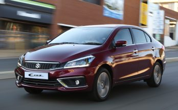 Suzuki Ciaz Facelift Launched in South Africa 8