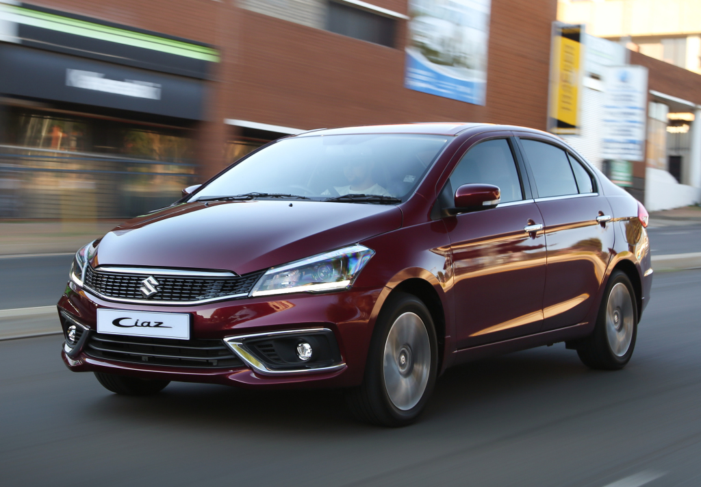 Suzuki Ciaz Facelift Launched in South Africa 3