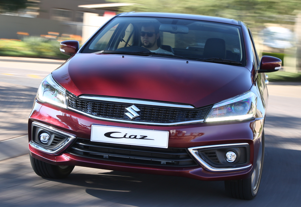Suzuki Ciaz Facelift Launched in South Africa 4