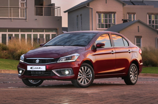 Suzuki Ciaz Facelift Launched in South Africa 1