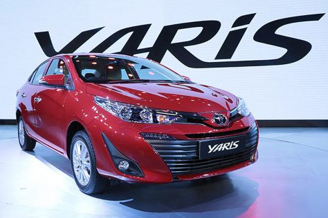 IMC Testing Toyota Yaris with 2 Different Engines 6