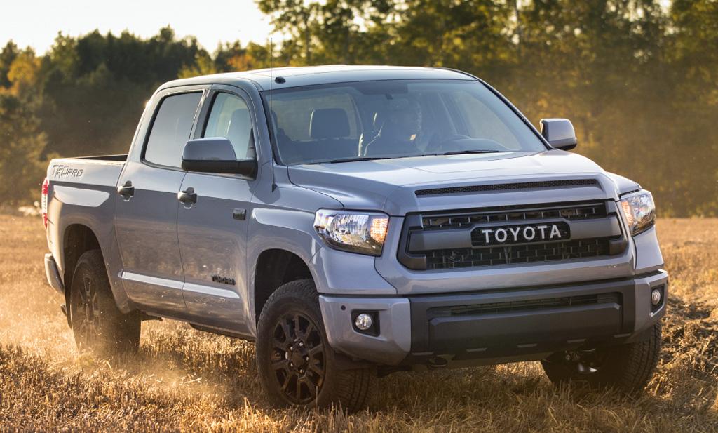2018- World's Best Selling Pickup Trucks 5