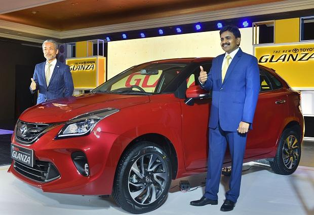 Toyota Glanza Launched in India Priced from INR 7.22 Lac 2