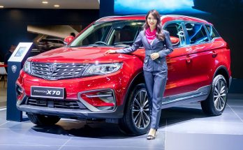 Proton X70 to be Assembled in Malaysia by H2, 2019 12