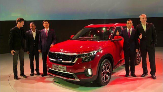 Kia Debuts 2020 Seltos as New Global Compact SUV 1
