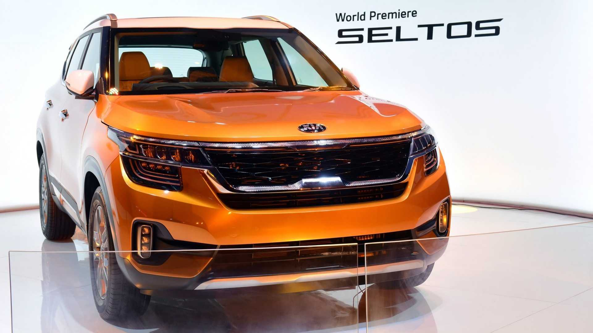 Kia Debuts 2020 Seltos as New Global Compact SUV 17