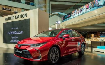 All New Toyota Corolla Launched in UAE 13