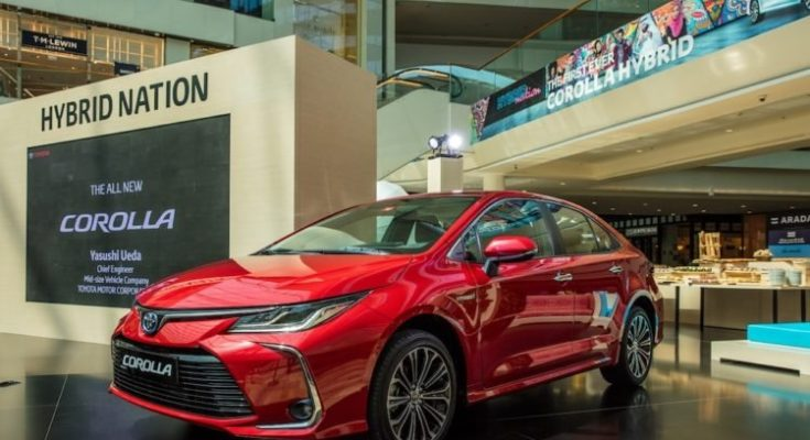 All New Toyota Corolla Launched in UAE 1