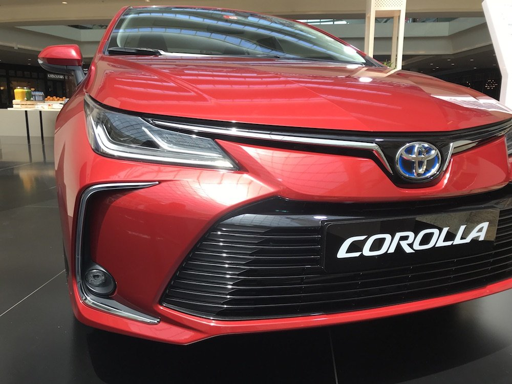 12th Gen Toyota Corolla in Pakistan: What to Expect? 4