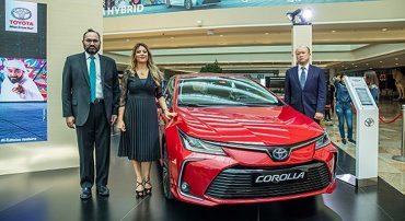 All New Toyota Corolla Launched in UAE 4