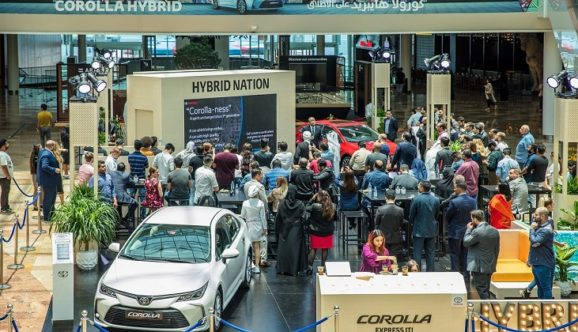 All New Toyota Corolla Launched in UAE 2