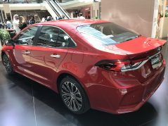 All New Toyota Corolla Launched in UAE 7