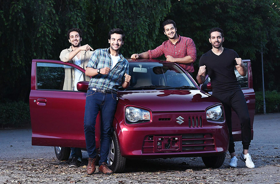 Pak Suzuki Suffering -68% Reduction in Sales Sparing Alto 4