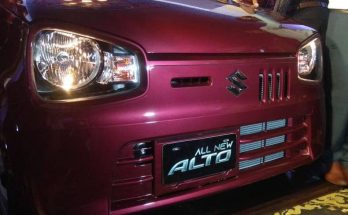 Pak Suzuki Launches Alto 660cc in Pakistan 12