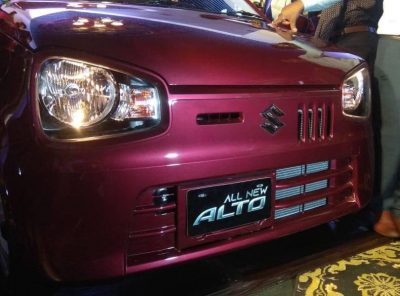 Pak Suzuki Launches Alto 660cc in Pakistan 2