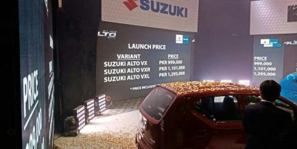 Pak Suzuki Launches Alto 660cc in Pakistan 4