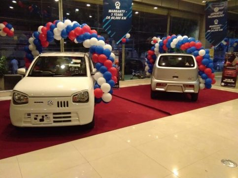 Pak Suzuki Launches Alto 660cc in Pakistan 5