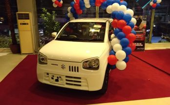 Pak Suzuki Sold 1,685 Units of Alto 660cc in June 12