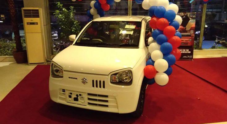 Pak Suzuki Sold 1,685 Units of Alto 660cc in June 1