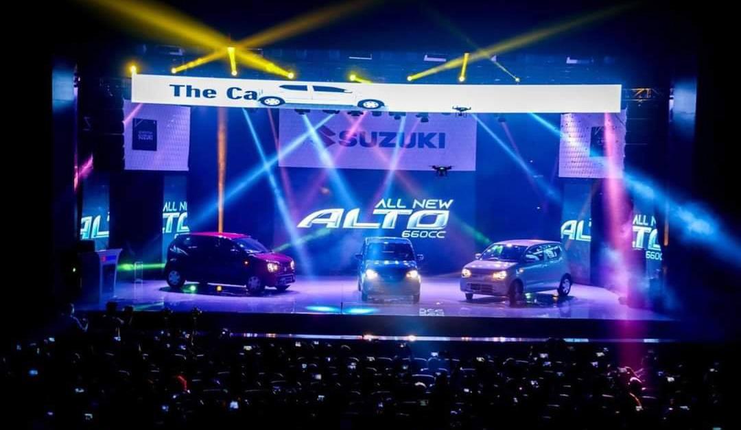 JDM Alto vs Pak Suzuki Alto 660cc 1