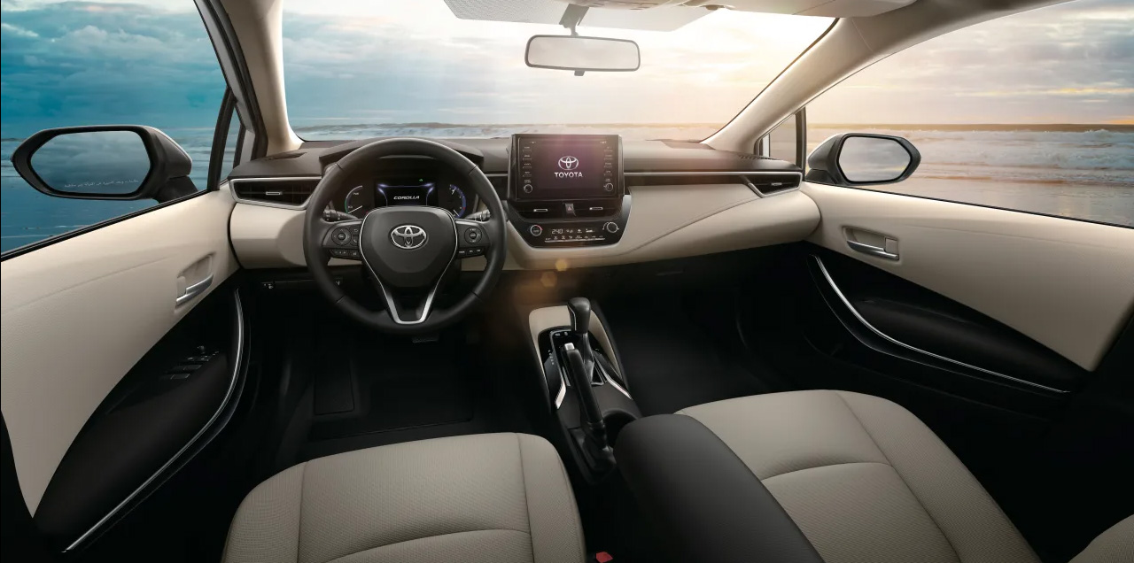 All New Toyota Corolla Launched in UAE 10