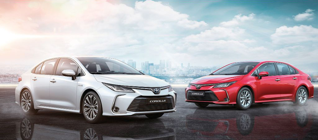 New Toyota Corolla Altis to Debut in Thailand in August
