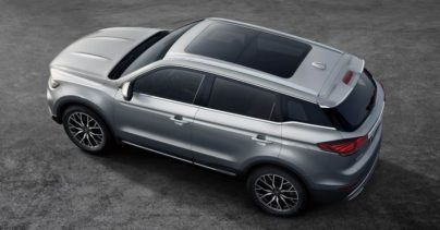 Geely Reveals the New Boyue Pro SUV 2