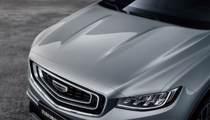 Geely Boyue Pro Debuts in China 6