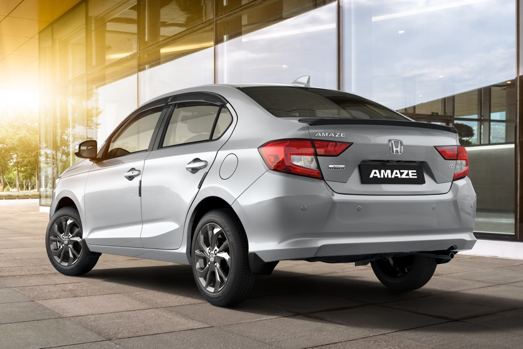 Honda Amaze Ace Edition Launched in India at INR 7.89 lac 9
