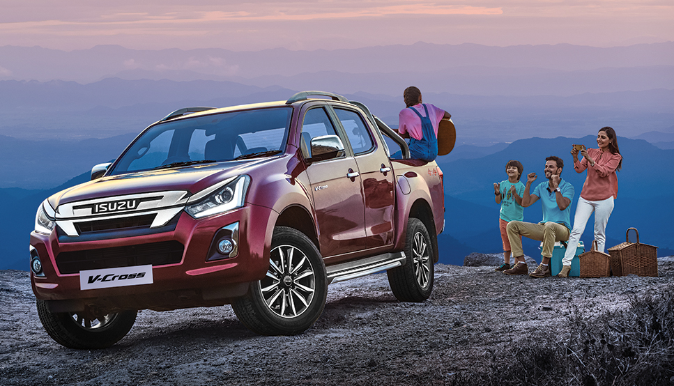 Isuzu D-Max V-Cross Facelift Launched in India at INR 15.5 Lac 4