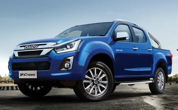 Isuzu D-Max V-Cross Facelift Launched in India at INR 15.5 Lac 8