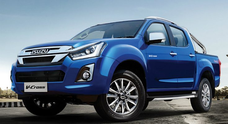 Isuzu D-Max V-Cross Facelift Launched in India at INR 15.5 Lac 1