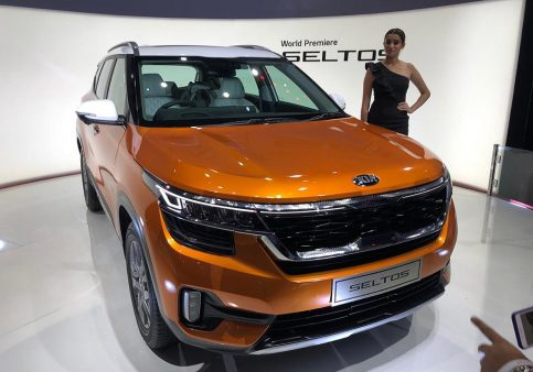 Kia Debuts 2020 Seltos as New Global Compact SUV 12