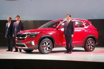 Kia Debuts 2020 Seltos as New Global Compact SUV 4