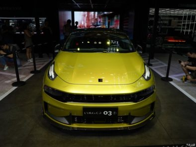 Geely Unveiled Its Performance Oriented Lynk & Co 03+ 2
