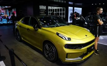 Geely Unveiled Its Performance Oriented Lynk & Co 03+ 9