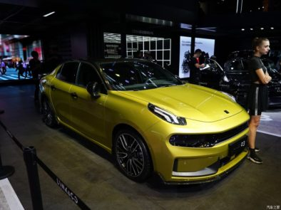 Geely Unveiled Its Performance Oriented Lynk & Co 03+ 3