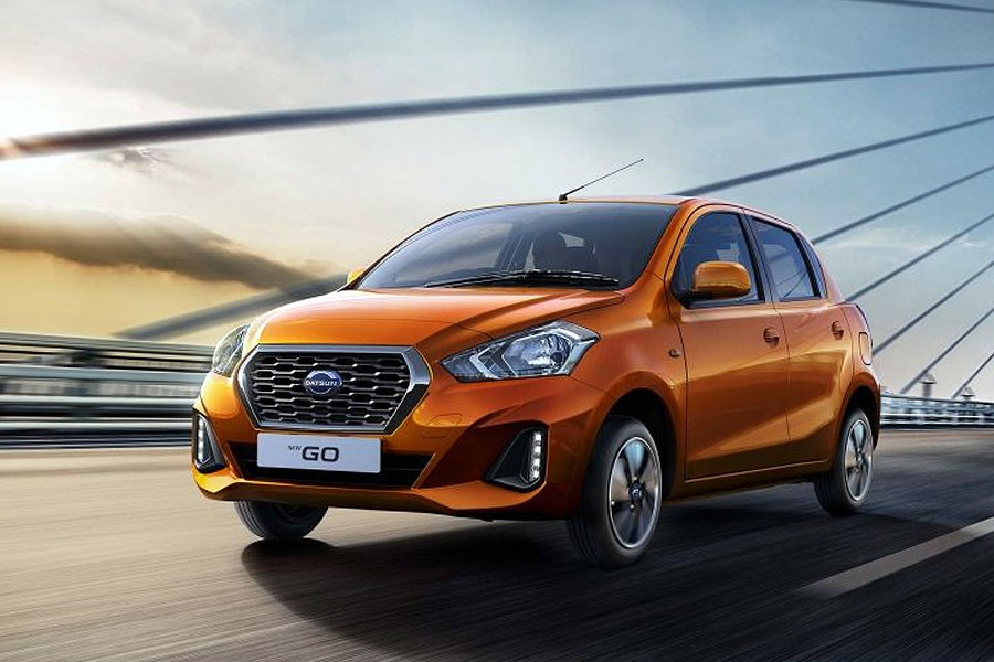 2019 Datsun Go and Go Plus Updated with VDC 7